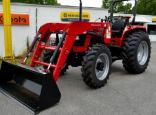 Mahindra 5570 4WD Shuttle Tractor