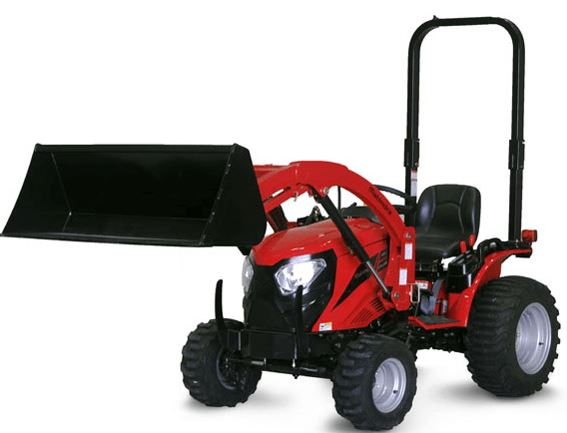 Mahindra Emax 22 HST tractor
