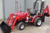 Mahindra Max 24 4WD HST Tractor
