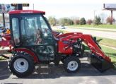 Mahindra Max 26XL 4WD HST Cab Tractor