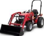 Mahindra Max 26XL 4WD Shuttle Tractor