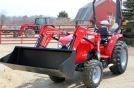 Massey Ferguson 1734E Compact Tractor