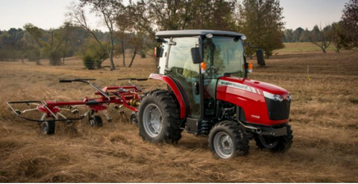 Massey Ferguson 1749 Compact Tractor