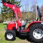 Massey Ferguson 1700 Series Premium Compact Tractors Information
