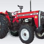 Massey Ferguson 241 DI Tractors Price in India & Specs