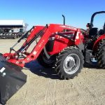 Massey Ferguson 4700 Series Utility Tractors Main Informations