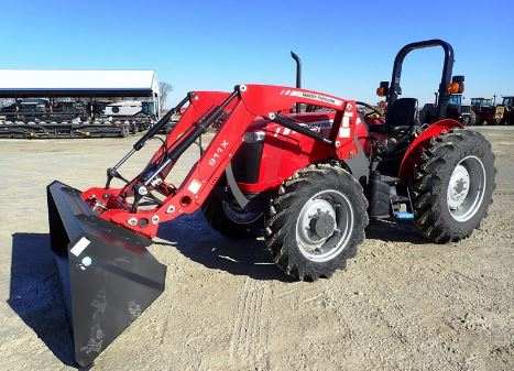 MF 2600H Series all Tractor Information In Details , Price List
