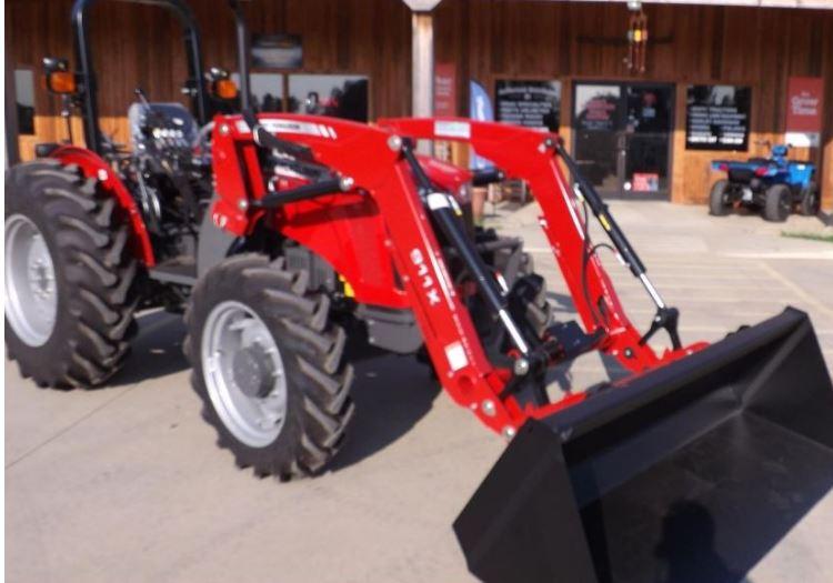 Massey Ferguson 2606H Tractor