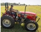 Massey Ferguson 2607H Tractor