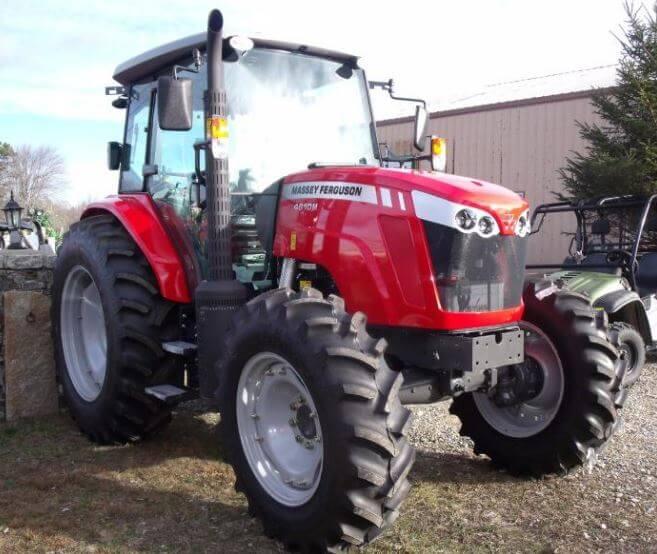 Massey Ferguson 4610M Tractor