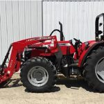 Massey Ferguson 4700 Series Tractor Main Informations