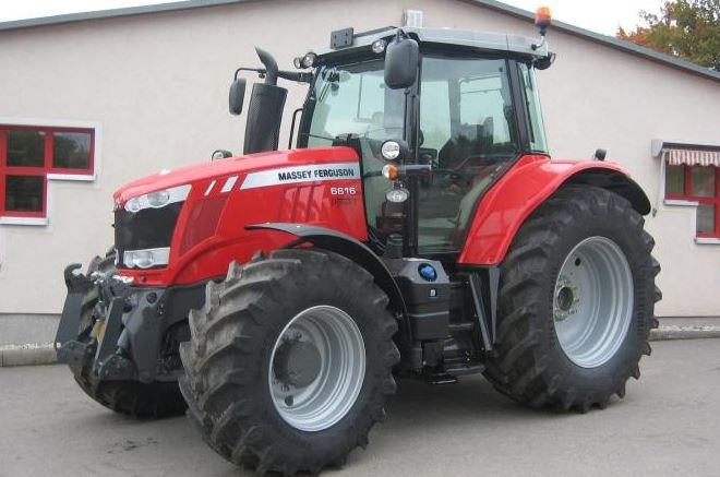 Massey Ferguson 6616 Tractor