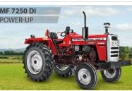 Massey Ferguson 7250 di power up Tractor
