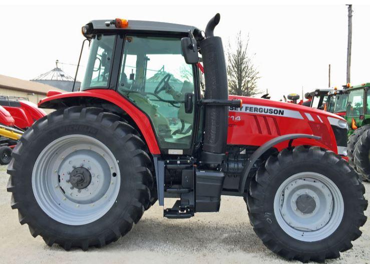 Massey Ferguson 7714 Tractor