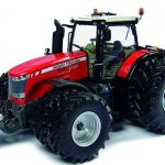 Massey Ferguson 8700 Series Tractors Technical Specifications