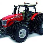 Massey Ferguson 8700 Series Tractors Technical Specifications