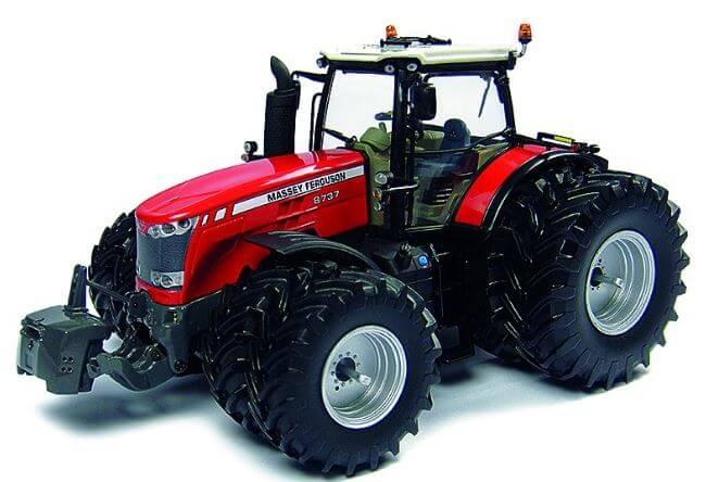 Massey-Ferguson-8737-Tractor