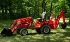Massey Ferguson GC1705 Sub Compact Tractor