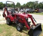 Massey Ferguson GC1710 Sub Compact Tractor
