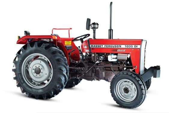 Massey Ferguson MF 1035 DI DOST Tractor Price in India Specs