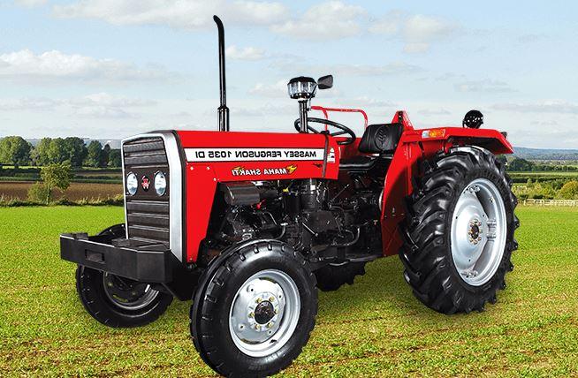 Massey Ferguson MF 1035 DI Maha Shakti Tractor