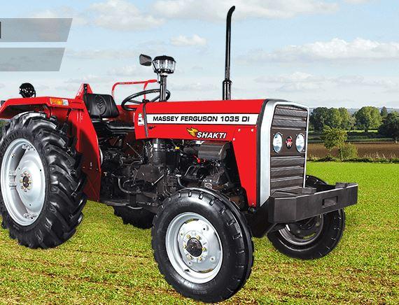 Massey Ferguson MF 1035 DI Shakti Tractor