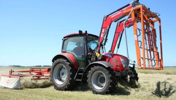 McCormick X4 Series Tractor Hydraulics
