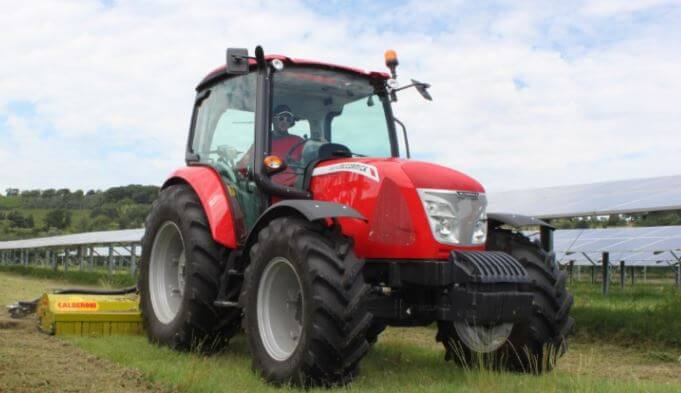 McCormick X4.20 Tractor