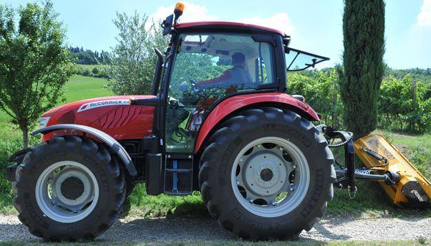 McCormick X4.40 Tractor