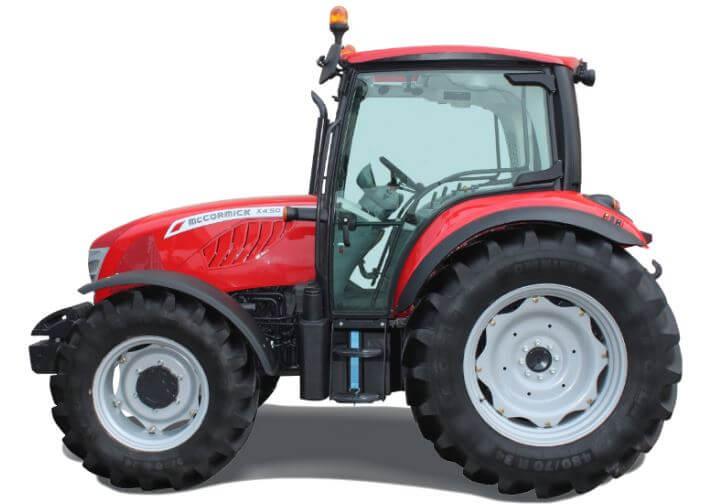 McCormick X4.50 Tractor