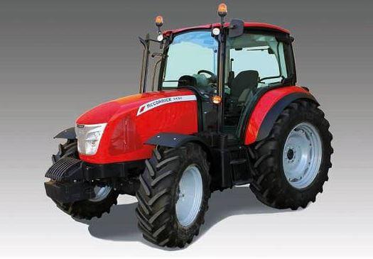 McCormick X4.60 Tractor