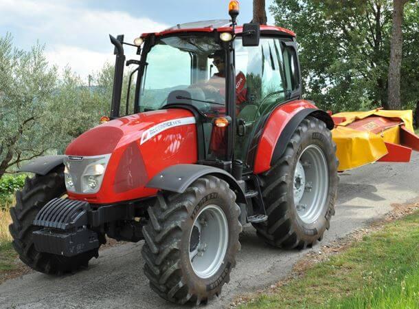 McCormick X4.70 Tractor
