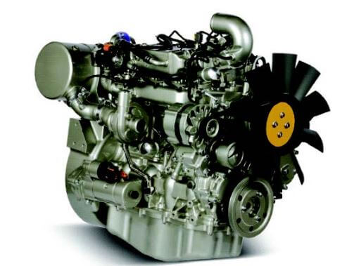 McCormick X5 Series Tractor engine
