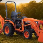 Kubota B2601 Tractor Loader Backhoe Configuration Price Specs And Review
