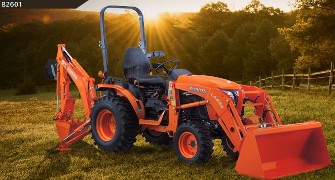▷ Kubota B2601 Review price specifications Key Features photos