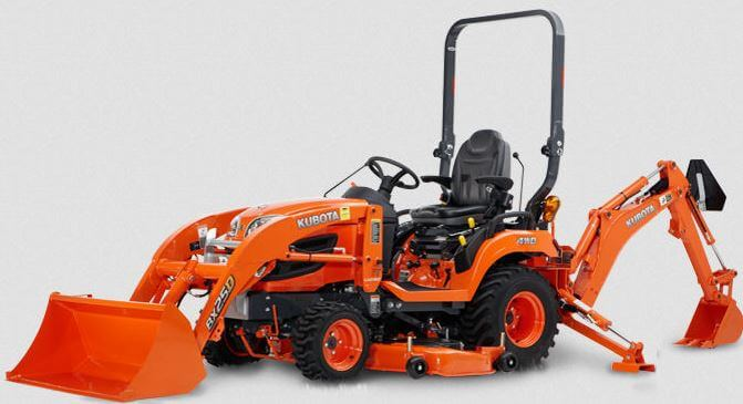 Overview-of-The-Kubota-BX25D-Tractor