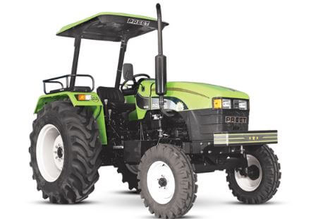 Preet 6549 65HP 2WD Agricultural Tractor