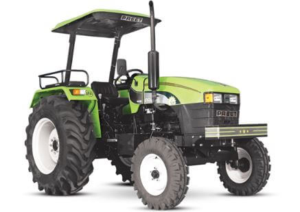 Preet 955 55HP 2WD Agricultural Tractor