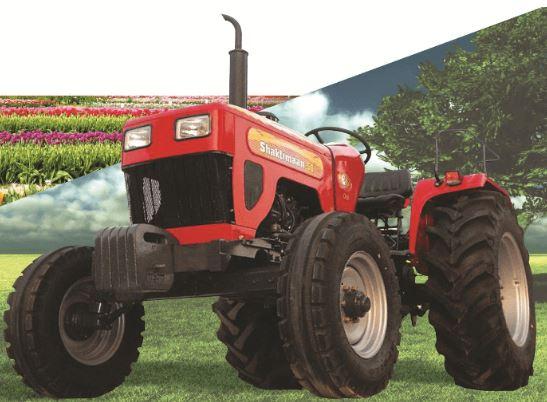 Shaktimaan 50 Tractor