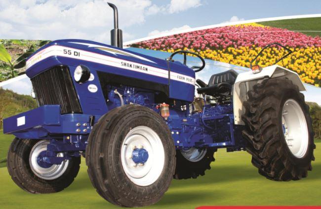 Shaktimaan 55 DI Farm Plus Tractor