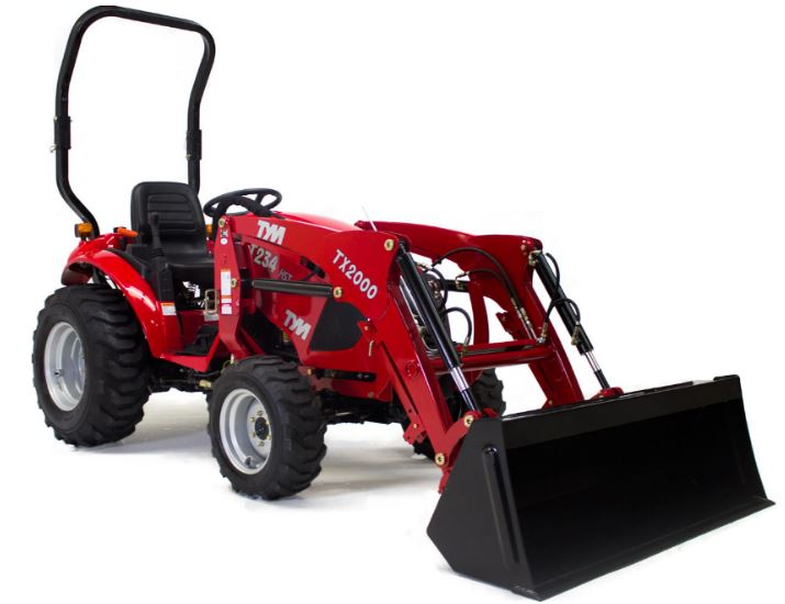 Tym T234 HST Subcompact Tractor