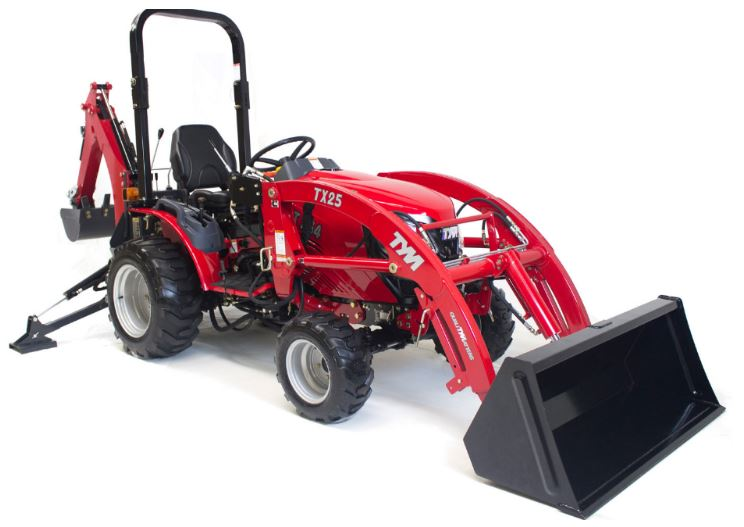 Tym T254 GEAR Subcompact Tractor
