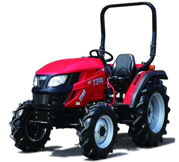 Tym T394 HST Subcompact Tractor