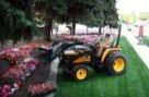 Yanmar EX2900 Open Platform Tractor with ROPS