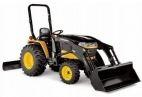 Yanmar EX3200 Open Platform Tractor with ROPS