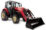 Yanmar YT359C With Enclosed CAB With Heat & AC Tractor