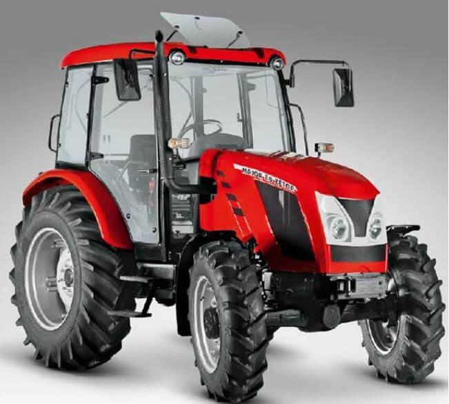 Zetor-Major-60-Tractor