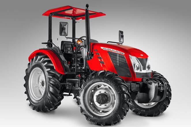 Zetor-Major-80-Tractor