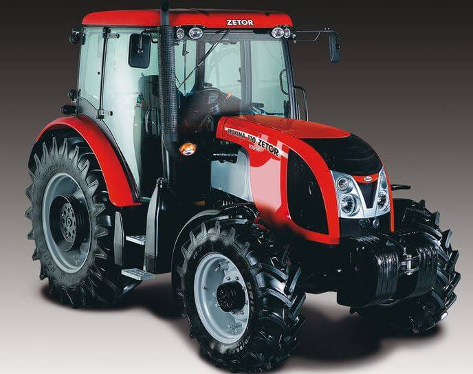 Zetor-Proxima-Power-110-Tractor