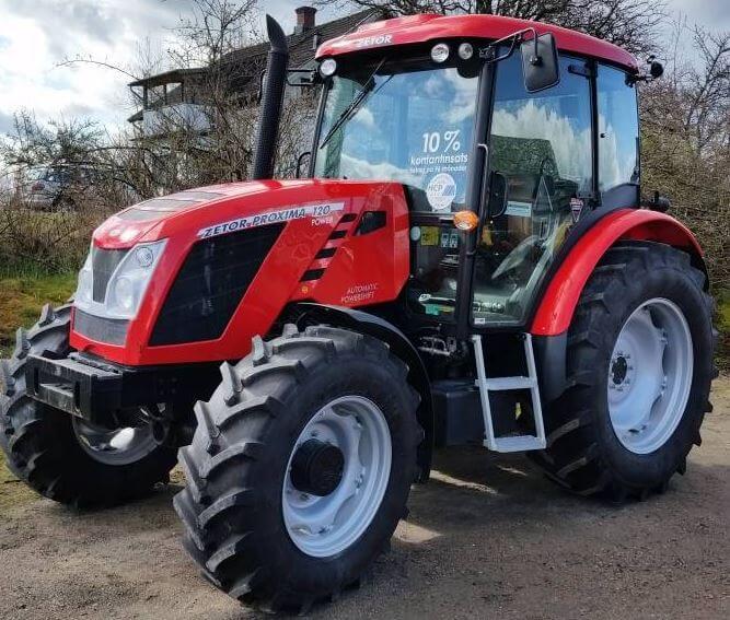 Zetor-Proxima-Power-120-Tractor